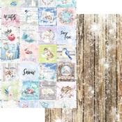 Winter Wonderland Paper 2 - Asuka Studio