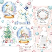 Winter Wonderland Paper 3 - Asuka Studio - PRE ORDER