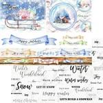 Winter Wonderland Paper 6 - Asuka Studio