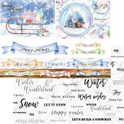 Winter Wonderland Paper 6 - Asuka Studio - PRE ORDER
