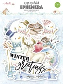 Winter Wonderland Ephemera - Asuka Studio - PRE ORDER