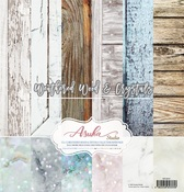 Weathered Wood & Crystals Collection Pack - Asuka Studio - PRE ORDER