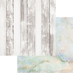 Moonstone Paper - Weathered Wood & Crystals - Asuka Studio