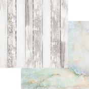 Moonstone Paper - Weathered Wood & Crystals - Asuka Studio - PRE ORDER