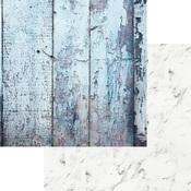 Howlite Paper - Weathered Wood & Crystals - Asuka Studio - PRE ORDER