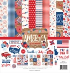 Collection Kit - America - Echo Park - PRE ORDER