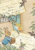 Peter & Friends A4 Paper - Memory-Place - PRE ORDER