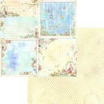 Cut Outs 6x6 Paper - Forest Friends - Asuka Studio