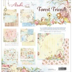 Forest Friends 12x12 Collection Paper Pack - Asuka Studio - PRE ORDER
