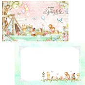 Forest Friends Journal Cards Tea Time - PRE ORDER