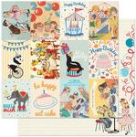 Kids Cut-Aparts Paper - Hooray - Authentique