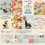 Hooray 12 x 12 Collection Kit - Authentique