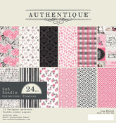 Flawless 6x6 Paper Pad - Authentique