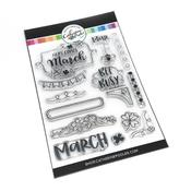 Here Comes March Stamp Set - Catherine Pooler