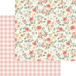 Savannah Paper - Gingham Gardens - My Minds Eye