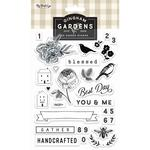 Gingham Gardens Clear Stamps - My Minds Eye