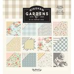 "Gingham Gardens 6""X6"" Paper Pad - My Minds Eye"