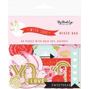 With Love Mixed Bag - Mini Collection - My Minds Eye