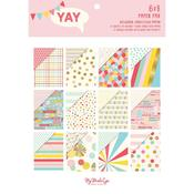 """Yay 6""""X8"""" Paper Pad - Mini Collection - My Minds Eye"""
