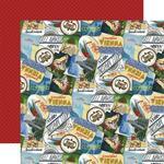 Travel Stickers Paper - Scenic Route - Echo Park
