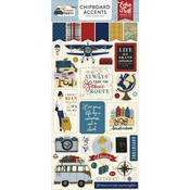 Scenic Route Chipboard Accents - Echo Park - PRE ORDER