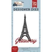 Eiffel Tower Dies - Scenic Route - Echo Park
