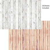Forest Friends Woods A4 10 sheets - Asuka Studio - PRE ORDER