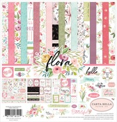 Collection Kit - Flora No.3 - Carta Bella