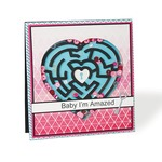 Heart Maze Die Set - i-Crafter