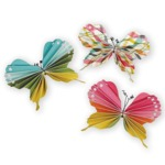 Folded Butterfly 3D Die Set - i-Crafter