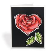 Rose Heart Die Set - i-Crafter