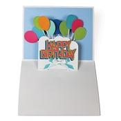 Happy Birthday Wiper Insert Die - i-Crafter