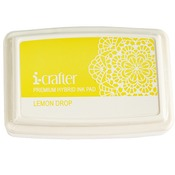 Lemon Drop Hybrid Ink Pad - i-Crafter - PRE ORDER
