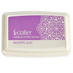 Majestic Lilac Hybrid Ink Pad - i-Crafter