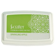 Sparkling Apple Hybrid Ink Pad - i-Crafter - PRE ORDER