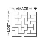 Amaze Me Clear Stamps - i-Crafter
