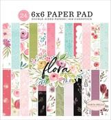 Flora No.3 6x6 Paper Pad - Echo Park - PRE ORDER