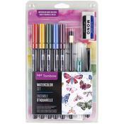 Tombow Dual Brush Pen Marker Watercolor Set
