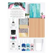 Color Pour Resin Starter Kit - American Crafts