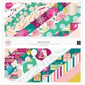 """And Many More 12""""X12"""" Paper Pad - Pink Paislee - PRE ORDER"""