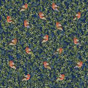 Birds Patterned Single-Sided Paper - American Crafts