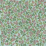 Berries Patterned Single-Sided Paper - American Crafts