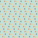 Sweetness Patterned Single-Sided Paper - American Crafts