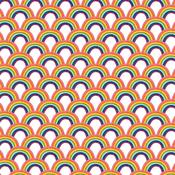 Rainbows Patterned Single-Sided Cardstock - American Crafts - PRE ORDER