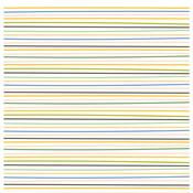 Sunshine Patterned Single-Sided Cardstock - American Crafts - PRE ORDER