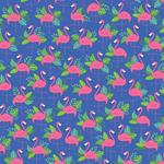 Paradise Patterned Single-Sided Paper - American Crafts