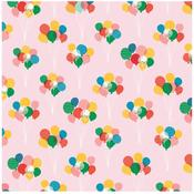 Balloon Bouquet Patterned Single-Sided Cardstock - American Crafts - PRE ORDER