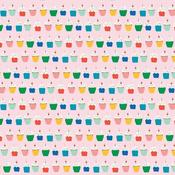 Hey Cupcake Patterned Single-Sided Cardstock - American Crafts - PRE ORDER