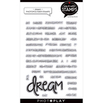 Dream Stamp Set - Say It With Stamps - Photoplay - PRE ORDER