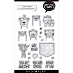 Pocket Pals Stamp Set - Say It With Stamps - Photoplay
